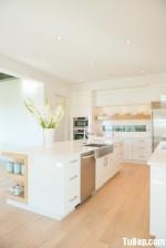 Tủ bếp gỗ MDF Acrylic – TBB647