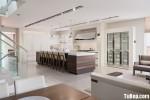 Tủ bếp công nghiệp – TBN731
