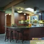 Tủ bếp tự nhiên – TBN1003