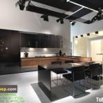 Tủ bếp công nghiệp – TBN1002