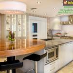 Tủ bếp công nghiệp – TBN996