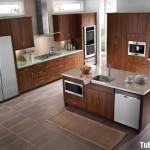 Tủ bếp công nghiệp – TBN901