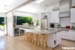 Tủ bếp công nghiệp – TBN912