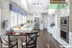 Tủ bếp tự nhiên- công nghiệp – TBN989