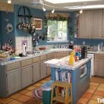 Tủ bếp tự nhiên – TBN892