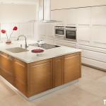 Tủ bếp công nghiệp – TBN907