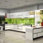 Tủ bếp công nghiệp – TBN979