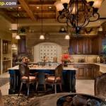 Tủ bếp tự nhiên – TBN1026