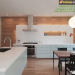 Tủ bếp công nghiệp – TBN971