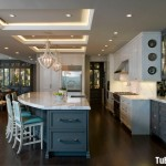 Tủ bếp tự nhiên – TBN900