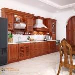 Tủ bếp tự nhiên – TBN1193
