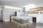 Tủ bếp công nghiệp – TBN1071