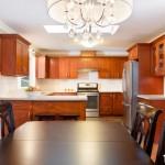 Tủ bếp tự nhiên  công nghiệp – TBN1068