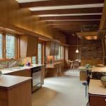 Tủ bếp tự nhiên + công nghiệp – TBN1173