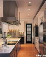 Tủ bếp tự nhiên- công nghiệp – TBN1098