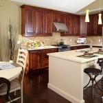Tủ bếp tự nhiên – TBN1038