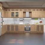 Tủ bếp tự nhiên – TBN1117