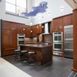 Tủ bếp công nghiệp – TBN1061