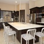 Tủ bếp tự nhiên  công nghiệp – TBN1101