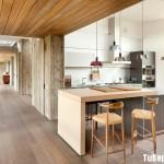 Tủ bếp công nghiệp – TBN1181