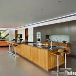 Tủ bếp công nghiệp – TBN111789