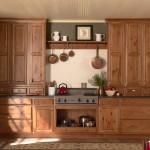 Tủ bếp tự nhiên  công nghiệp – TBN1039