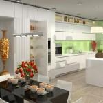 Tủ bếp tự nhiên – TBN1113