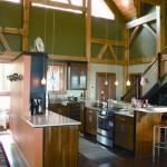 Tủ bếp công nghiệp – TBN1153
