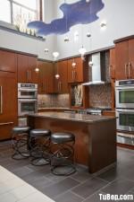 Tủ bếp công nghiệp – TBN1097