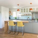 Tủ bếp tự nhiên + công nghiệp – TBN1164