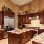 Tủ bếp tự nhiên – TBN1109