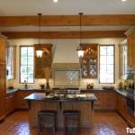 Tủ bếp tự nhiên – TBN1105