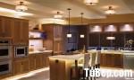 Tủ bếp gỗ xoan đào tự nhiên – TBB 1255