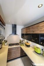 Tủ bếp công nghiệp – TBN1361