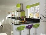 Tủ bếp gỗ Acrylic – TBB1219