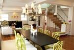 Những bộ bàn ghế hiện đại, tinh tế cho phòng ăn
