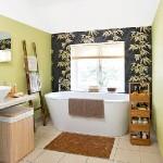 Những cách làm cho phòng tắm nổi bật và thu hút hơn