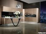 Tủ bếp Acrylic chữ L hiện đại – TBN2688