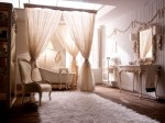 Phòng tắm sang trọng mang phong cách Italia