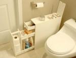 Mẹo trang trí và sắp xếp cho phòng tắm nhỏ