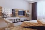 Những phòng ngủ hiện đại với màu sắc trang nhã