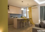 Tủ bếp Lamiante lõi xanh chống ẩm cao cấp – TBN4894