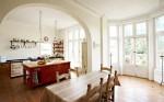 Những không gian phòng bếp sang trọng, tiện nghi