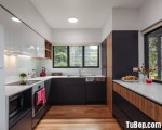 Tủ bếp Acrylic kết hợp cùng Laminate phong cách Châu Âu hiện đại – TBB2944