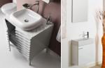 Tân trang lại phòng tắm với gam màu trắng tinh khôi