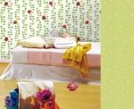 Những mẫu giấy dán tường cực đáng yêu cho phòng bé