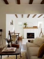 Bí quyết trang trí phòng khách đẹp mộc mạc