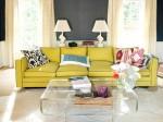 Những cách tạo điểm nhấn ấn tượng cho phòng khách