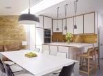 Mẫu nhà bếp cực đẹp với thiết kế Bespoke