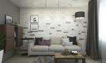 Những màu sắc tham khảo cho thiết kế nội thất phòng khách trẻ trung